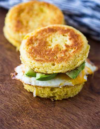 90 Second Keto Bread Recipes